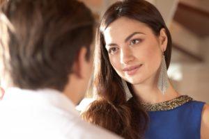 女性との会話